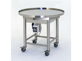 Masă rotativă motorizată cu variator mecanic