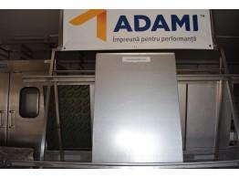 Tavă fier aluminat 60x80 PAN ADAMI