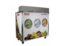 Freezer Gelshow 2x3 TELME