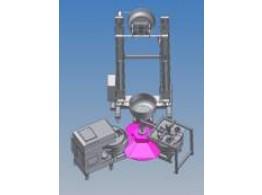 Instalație automată rotativă IAR