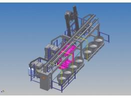 Instalație liniară automată IAL