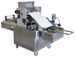Machines for semi-glutenous biscuits/semi-sugared biscuits
