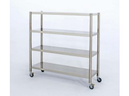 Raw materials shelf