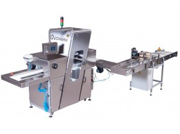 Semi-automatic slicing and packaging DPP DOVAINA