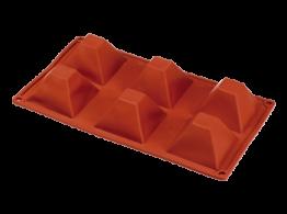 Forme silicon Piramida