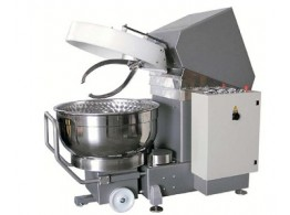 Industrial fork mixer with removable bowl FOR E MULTISPEED