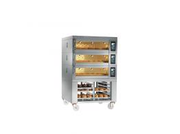 LOGIUDICE - ITALY Modular ovens LFM