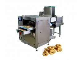 TARPAN - ITALY Machines for optaining pratzels TORELLO