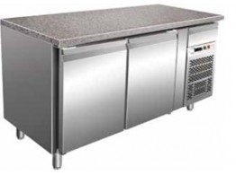FORCAR - ITALY Cold worktable with granite countertop SH