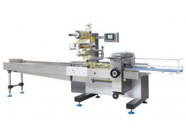 Electronic Horizontal Flow-Pack machine ORION 700E DELFIN
