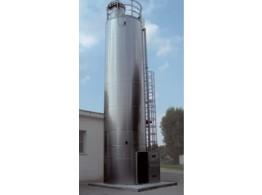 Siloz monolitic din aluminiu sau otel inoxidabil • SBA-SBI