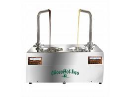 Masina pentru fluidizare ciocolata • CHOCOHOT TWO