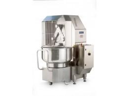 Malaxor industrial cu brate tufante si cuva extractibila • IBT E 160/200/300
