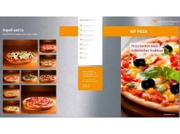Linie industriala pizza