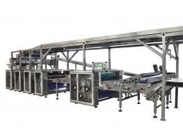 Linie industriala pentru biscuiti glutenosi • RCE 1200