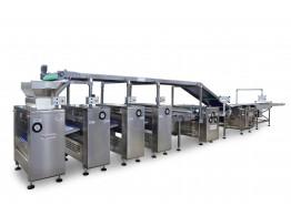 Linie industriala pentru biscuiti glutenosi • RCE 800