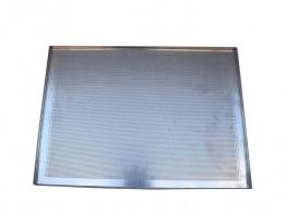Tava aluminiu perforat 500x700x20 mm cu 4 margini