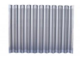 Tava aluminiu perforat 600x800 cu 10 canale