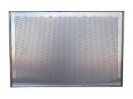 Tava aluminiu perforat 600x400x20 mm cu 4 margini