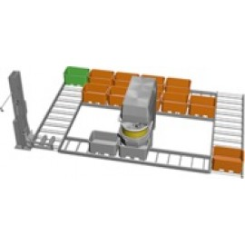 Sistem de malaxare industrial cu relaxare aluat • POWER SQUARE SYSTEM